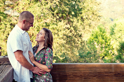 Engagement Session with Zach & Shandra